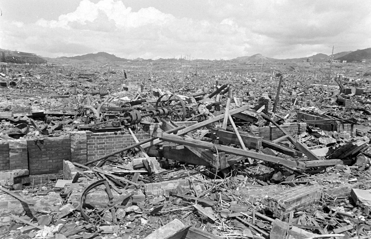 Нагасаки, 1946 г.