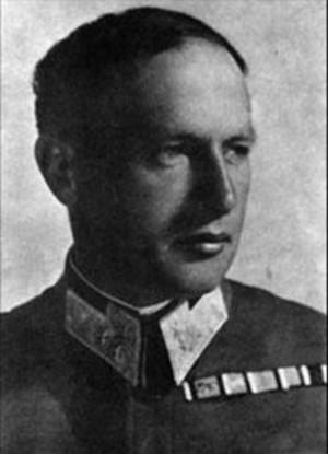 Виктор Павичич (1898 — 1943) полковник Хорватского домобранства и командир 369-го усиленного хорватского пехотного полка Третьего Рейха.