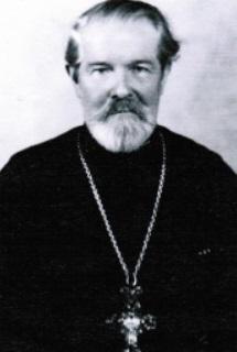 Протоиерей Петр Филонов  (Фото 1948 г.)