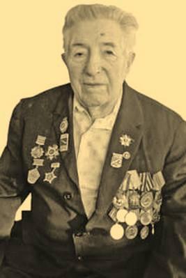 Петр Дмитриевич Фролов