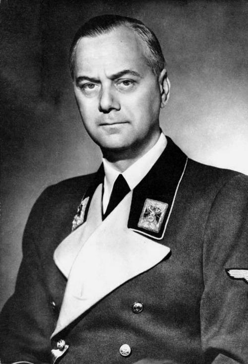 Альфред Эрнст Розенберг (1893-1946 гг.)