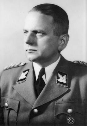 Отто Олендорф (1907-1951 гг.)