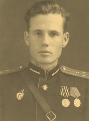 Бронислав Брониславович Левандовский. Фотография 30.10.1951.