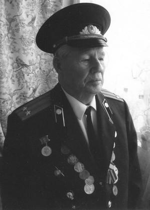 Бронислав Брониславович Левандовский. Фотография 12.08.2011.