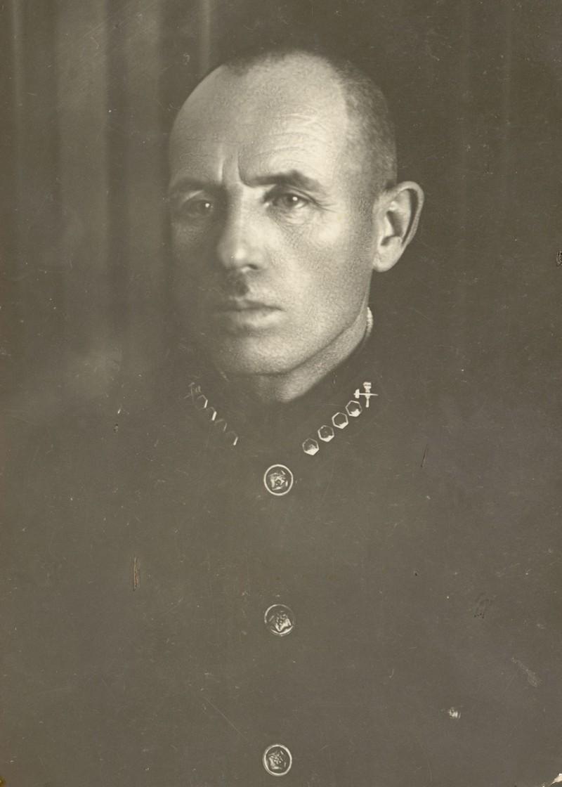 Бронислав Иосифович Левандовский. Фотография ок. 1936 г.