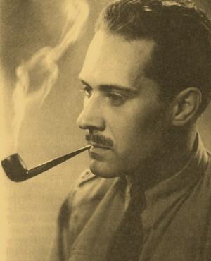 Питер Сквайр, Берлин, 1947 г.