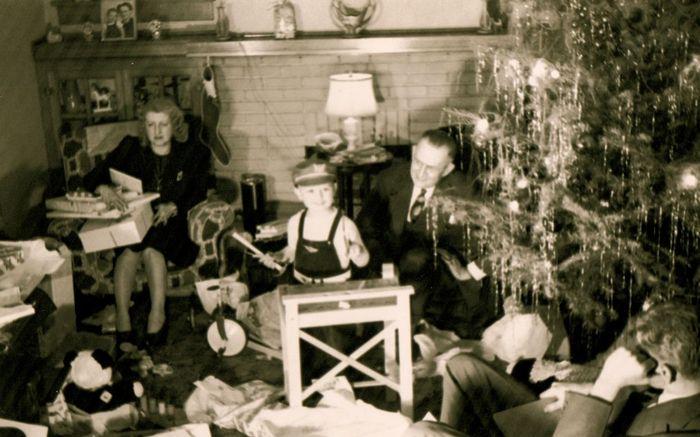 Рождество 1942 года в одной из семей