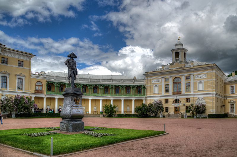 The-Pavlovsk-Palace