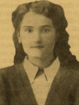 Л.Дубровская, 1946 год