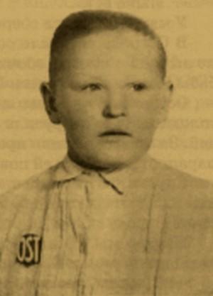 Миша Лукин, 1944 год