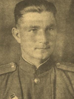 Александр Матвиенко, 1947 год.