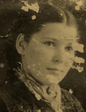 Настя Маркова, 1944 г.