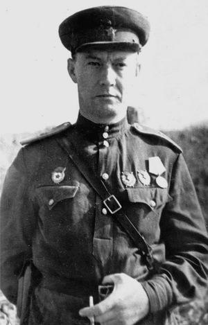 Алексей Семёнович Бурдейный (1908—1987 гг.)