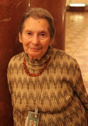 Ирина Сергеевна Григорьева, 2015 г.
