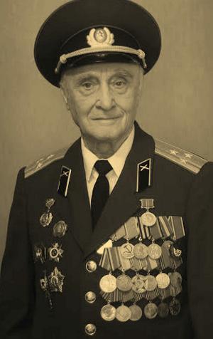 Яков Михайлович Ляховецкий