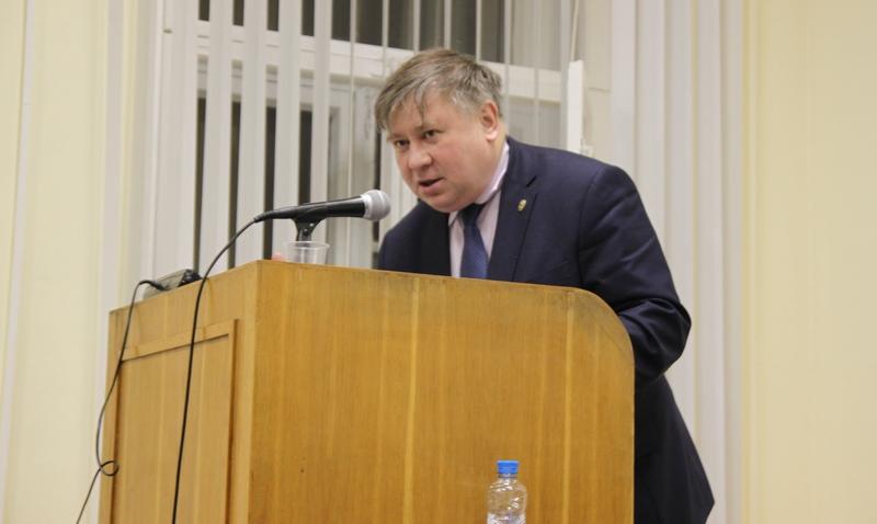 Выступление Андрея Леонидовича Вассоевича