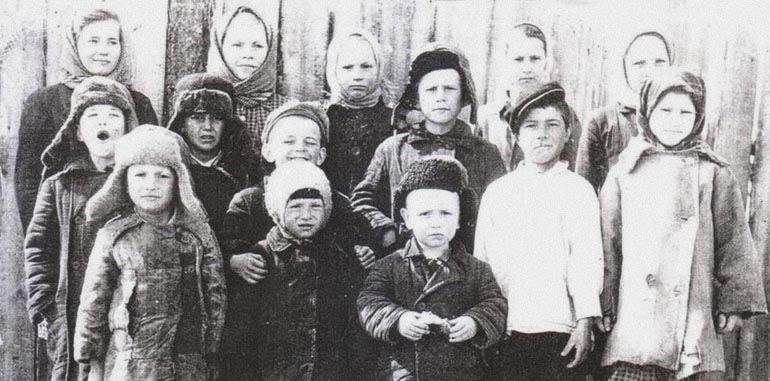 Дети на войне