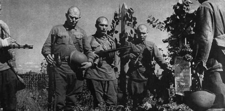 Советская эпоха. Герои и жертвы
