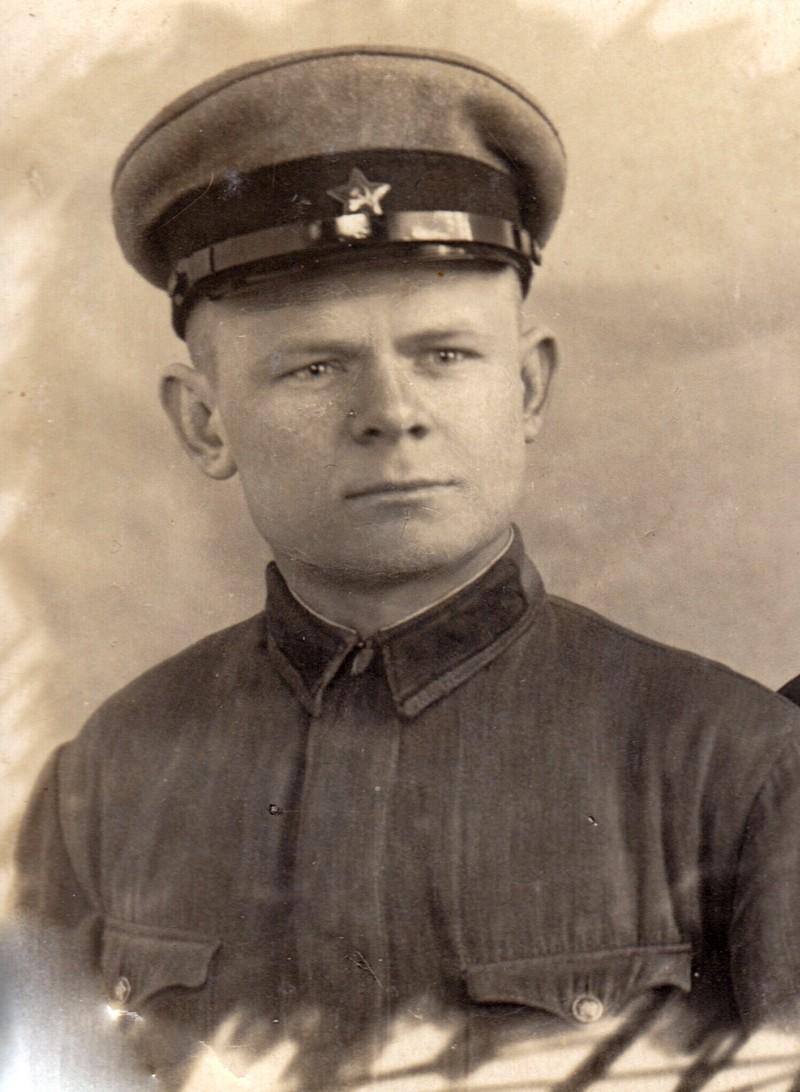 Николай Семененко 20 апреля 1941 г.
