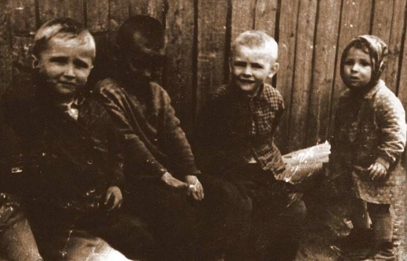 Послевоенные дети