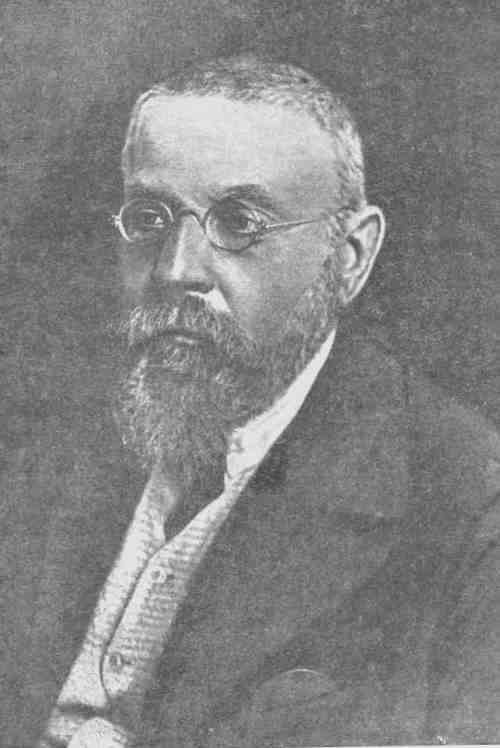 М.Н. Покровский - историк, академик АН СССР (1868 - 1932)