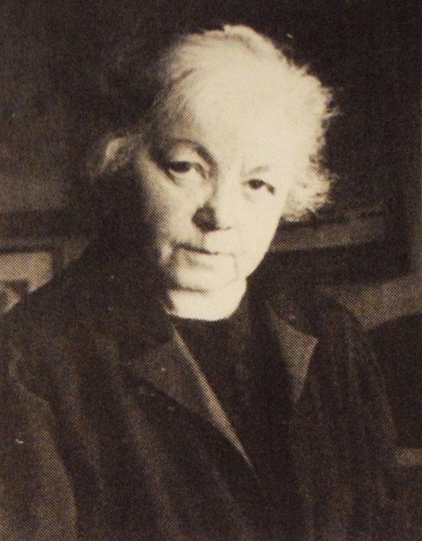 Анна Петровна Остроумова-Лебедева (1871 — 1955)