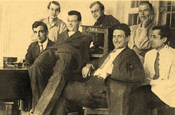И.В. Курчатов в Физтехе