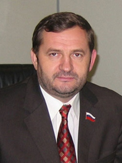 Виктор Иванович Филатов. В 1988—1991 гг. был главным редактором «Военно-исторического журнала».