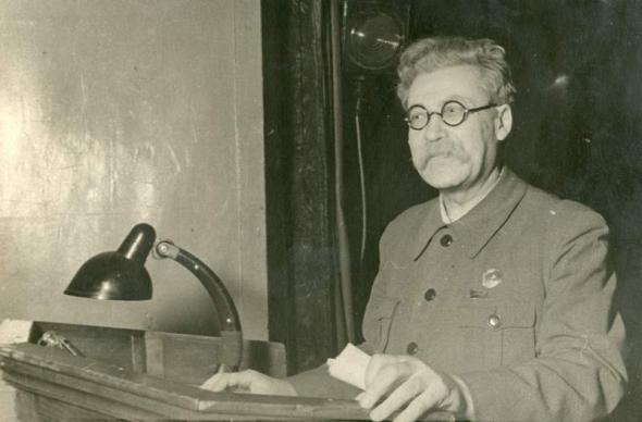 Емельян Михайлович Ярославский (подлинное имя Миней Израилевич Губельман) - 1878 - 1943 гг.