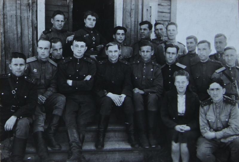 Весна 1943 года на Карельском фронте
