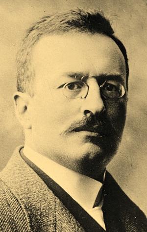 Свен Андерс Гедин (1865-1952)