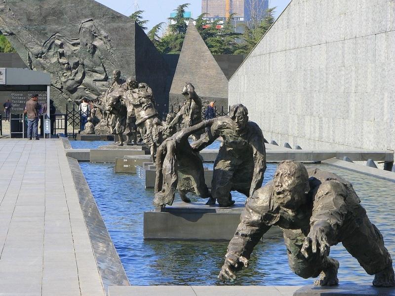 Мемориал памяти в Нанкине