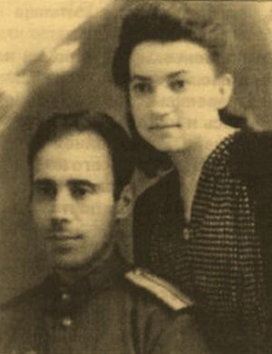 Тамара с мужем Борисом