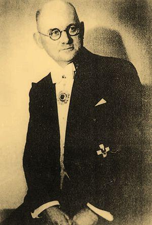 Йон Хайнрих Детлеф Рабе (1882-1950)