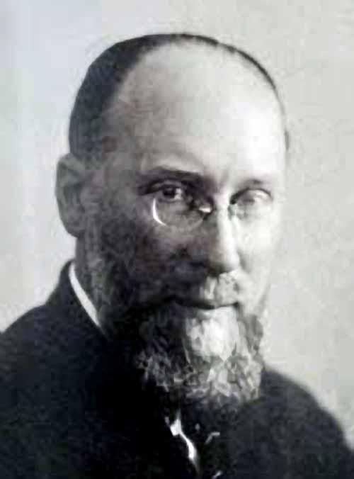 Николай Андреевич Тырса (1887-1942)