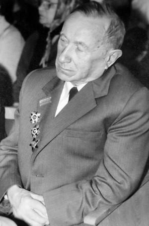 Владимир Александрович Максимов (9 июля 1907 – 1 апреля 1992)