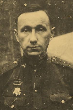 Владимир Максимов. Фото 1944 г.