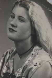 Нина Агличева (Грахова)