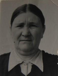 Елизавета Михайловна Грахова